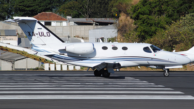 XA-ULO - Cessna 510 Citation Mustang - Private