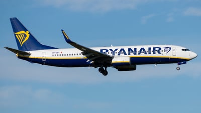 9H-QBY - Boeing 737-8AS - Malta Air (Ryanair)