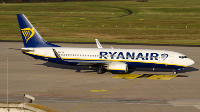 9H-QAK - Boeing 737-8AS - Malta Air (Ryanair)