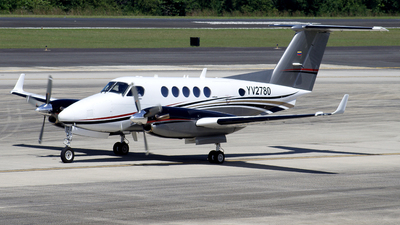 YV2780 - Beechcraft 200 Super King Air - Private