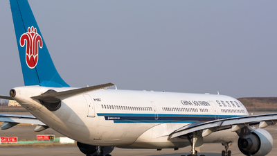 B-5967 - Airbus A330-323 - China Southern Airlines