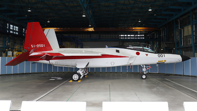 51-0001 - Mitsubishi X-2 - Japan - Acquisition, Technology & Logistics Agency (ATLA)