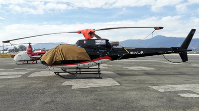 9N-AJR - Eurocopter AS 350B3 Plus Ecureuil - Fishtail Air