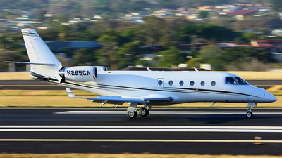N285GA - Gulfstream G150 - Private