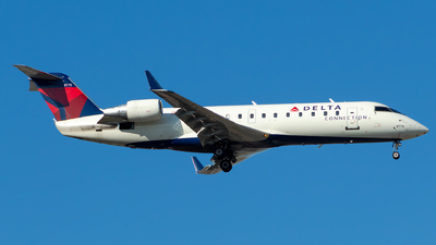 N8775A - Bombardier CRJ-200LR - Delta Connection (Endeavor Air)