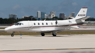 N301VR - Cessna 560XL Citation Excel - NetJets Aviation