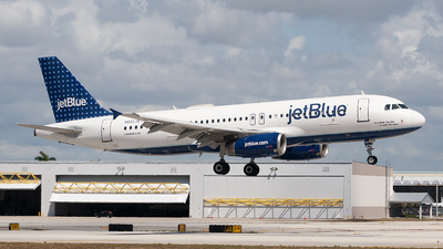 N652JB - Airbus A320-232 - jetBlue Airways