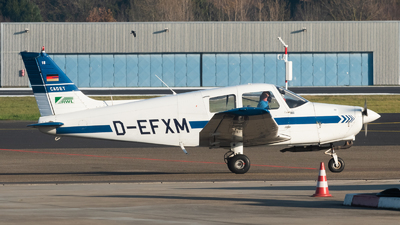 D-EFXM - Piper PA-28-161 Cadet - RWL - German Flight Academy