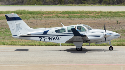 PT-WRG - Beechcraft 95-E55 Baron - Private