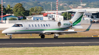 N296JA - Bombardier Learjet 45 - Private