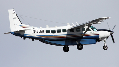 N435MT - Cessna 208B Grand Caravan - Private