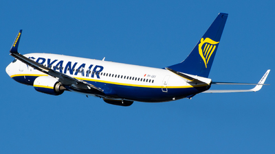 9H-QBX - Boeing 737-8AS - Malta Air (Ryanair)