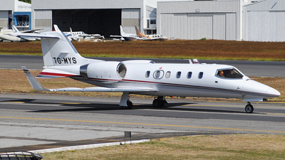 TG-MYS - Bombardier Learjet 31A - Private