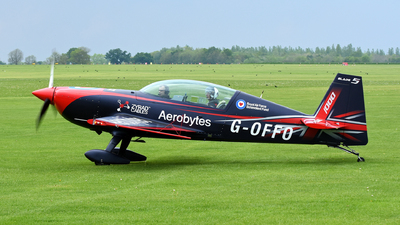 G-OFFO - Extra 300L - 2 Excel Aviation