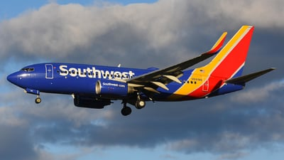 N941WN - Boeing 737-7H4 - Southwest Airlines