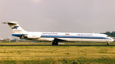 SU-DAL - McDonnell Douglas MD-83 - ZAS Airline of Egypt