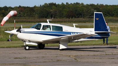 N201WT - Mooney M20J - Private
