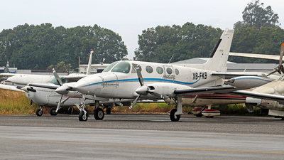 XB-FKB - Cessna 401 - Private