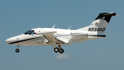 N550AD - Eclipse 500 - Private