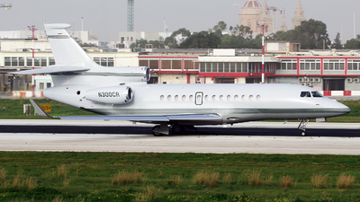 N300CR - Dassault Falcon 7X - Private