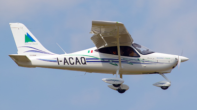 I-ACAQ - Tecnam P2008 - Private