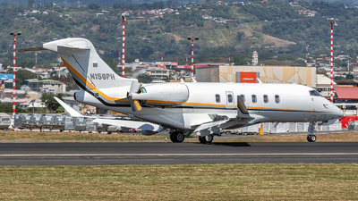 N158PH - Bombardier BD-100-1A10 Challenger 350 - Private