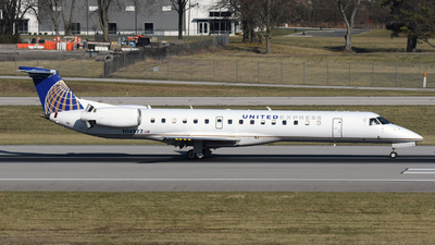 N14977 - Embraer ERJ-145ER - United Express (ExpressJet Airlines)