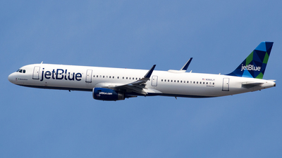 N988JT - Airbus A321-231 - jetBlue Airways