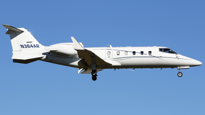 N364AR - Bombardier Learjet 60XR - Private
