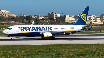 9H-QAO - Boeing 737-8AS - Malta Air (Ryanair)
