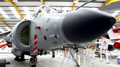 ZA176 - British Aerospace Sea Harrier F/A.2 - United Kingdom - Royal Navy