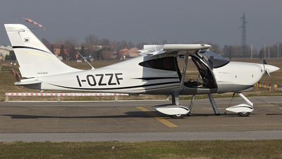 I-OZZF - Tecnam P2008JC MkII - Private