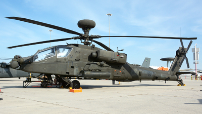 062 - Boeing AH-64A Apache - United Arab Emirates - Air Force