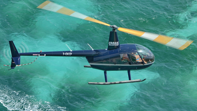 F-OKCP - Robinson R44 Clipper II - Private