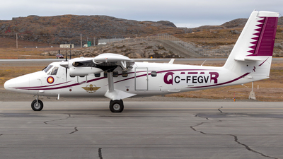 C-FEGV - Viking DHC-6-400 Twin Otter - Qatar - Air Force