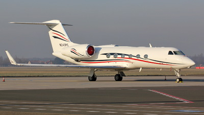 N243PC - Gulfstream G450 - Private
