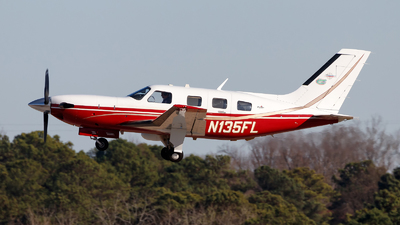 N135FL - Piper PA-46-500TP Malibu Meridian - Private