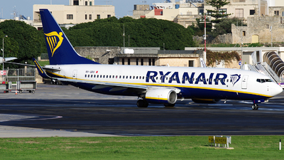 9H-QBU - Boeing 737-8AS - Malta Air (Ryanair)