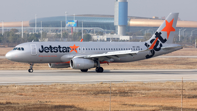 9V-JSQ - Airbus A320-232 - Jetstar Asia Airways