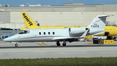 YV3476 - Bombardier Learjet 55 - Private