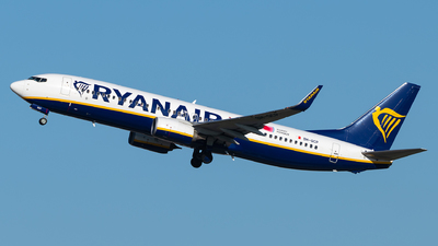 9H-QCP - Boeing 737-8AS - Malta Air (Ryanair)
