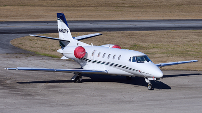 N883PF - Cessna 560XL Citation XLS Plus - Private