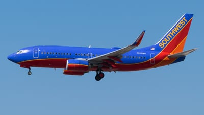 N903WN - Boeing 737-7H4 - Southwest Airlines