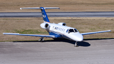 N565JP - Cessna 525 CitationJet 1 - Private