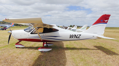 ZK-WNZ - Tecnam P2008 - Private