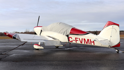 C-FVMH - Vans RV-6 - Private