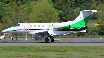 N516N - Embraer 505 Phenom 300 - Private