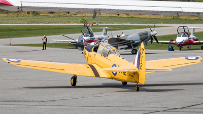 CF-YQR - Fairchild M-62 - Private