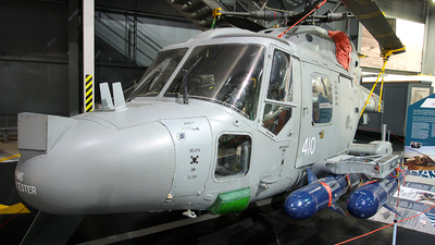 XZ720 - Westland Lynx HAS.3SGM - United Kingdom - Royal Navy