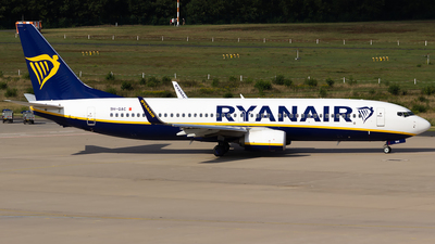 9H-QAC - Boeing 737-8AS - Malta Air (Ryanair)